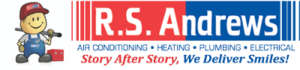 RS Andrews Heating and Air, Plumbing, Electrical Service